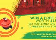 Win with wes gas uganda