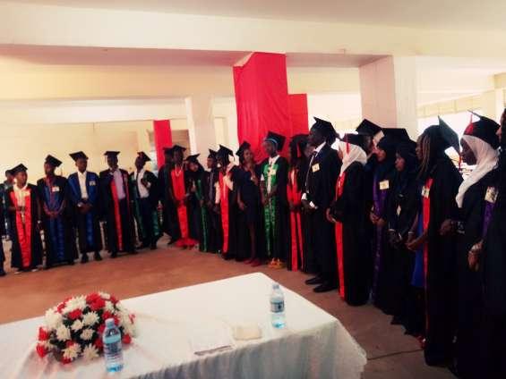 Graduatio ceremony