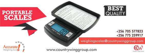 Affordable pocket weighing scales in east africa