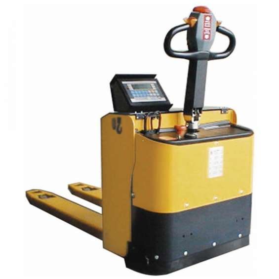 Certified heavy duty pallet truck weighing scales in uganda