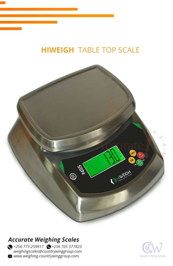 Calibration and verification accurate weighing scales, not only supplies the entire range of weighing scales and equipment but also provides annual maintenance and service contracts for all these machines.