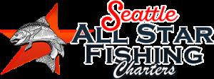 All star charter fishing trip