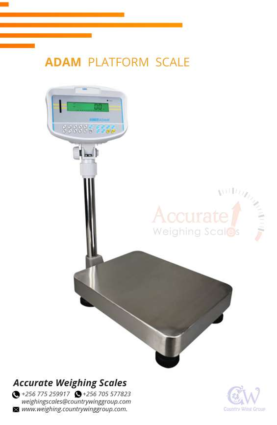 We provide efficient after sales services with our strong network of service establishments across uganda and well qualified team of service engineers, who have decades of experience in the field of weighing. our services include annual maintenance contrac