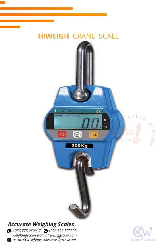 Crane scales with various capacities in stock kampala uganda