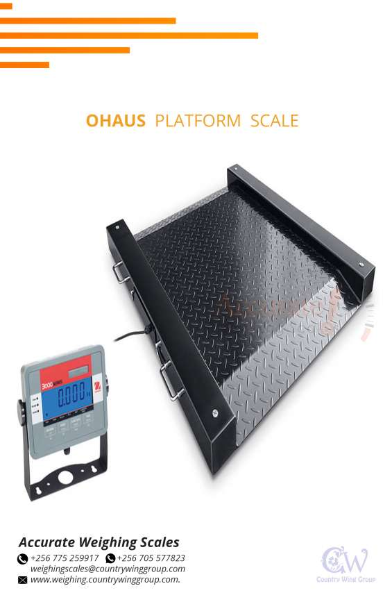 Industrial scales at affordable prices in stock wandegeya kampala