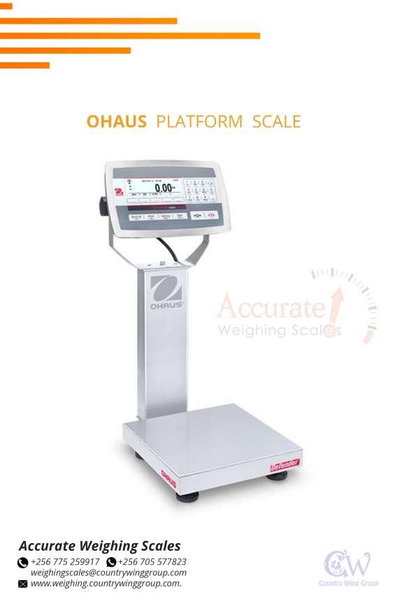 Platform scales in stock wandegeya kampala