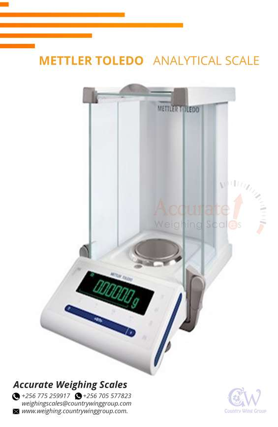 What is the price of analytical scales with various capacities kampala uganda?