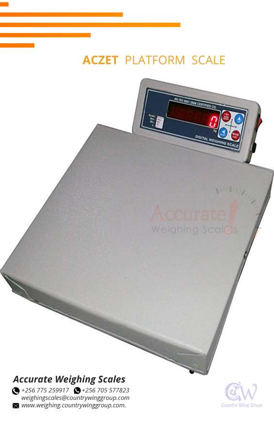 Batteries of platform scales in stock kampala uganda
