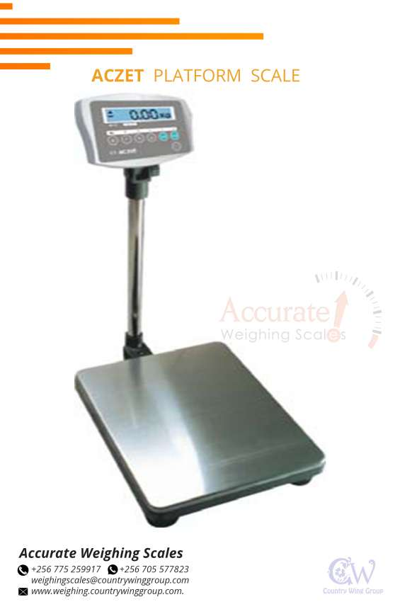 Where can i get certified crane weighing scale for trade in kampala uganda?