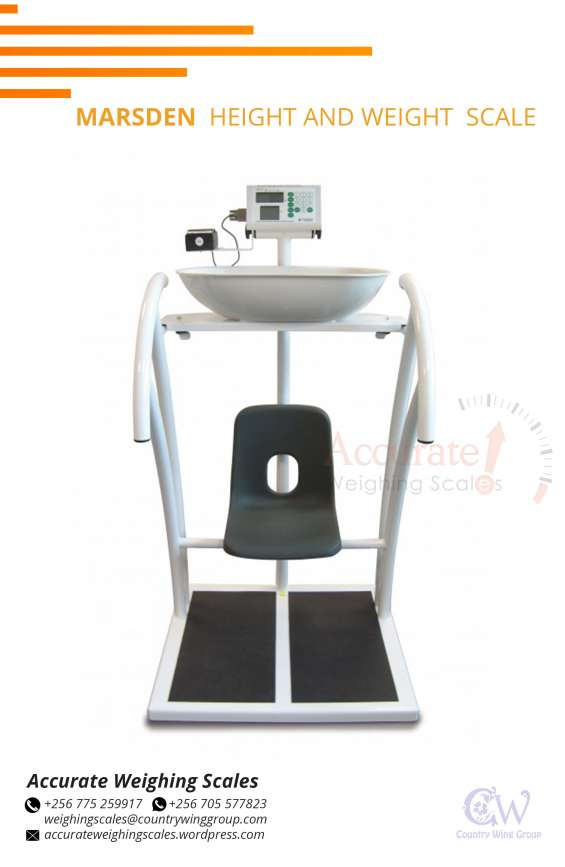 What is the money value of approved health scales for trade kampala uganda?