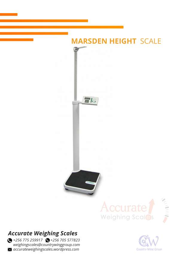 Where can i get health scales of various models in kampala uganda?