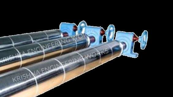 We also undertake recoating of rubber roll service, re covering, grooving rubber roll all types of rubber rollers, repairing of bow roll, rubber roller. recoating of rubber roll, we do re-coating of all types of rubber rolls with any shore hardness / our f