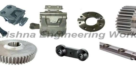 Textile machinery spare parts, stenter machine, chain link bottom parts