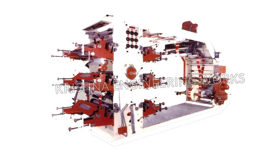 Flexo printing machine manufacturer in brazil