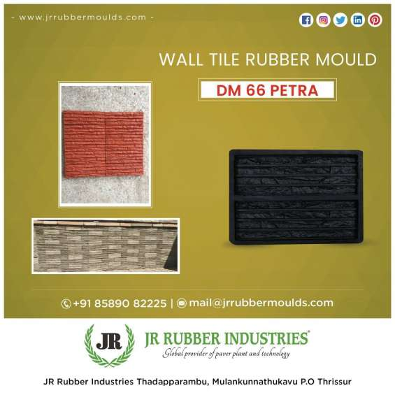 Wall tile rubber mould | rubber mooulds