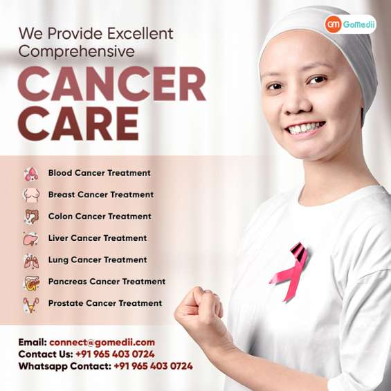 Get the best ovary cancer treatment in india