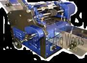 Automatic Batch Printing Machine Only For Labels | Krishna Eng. Works