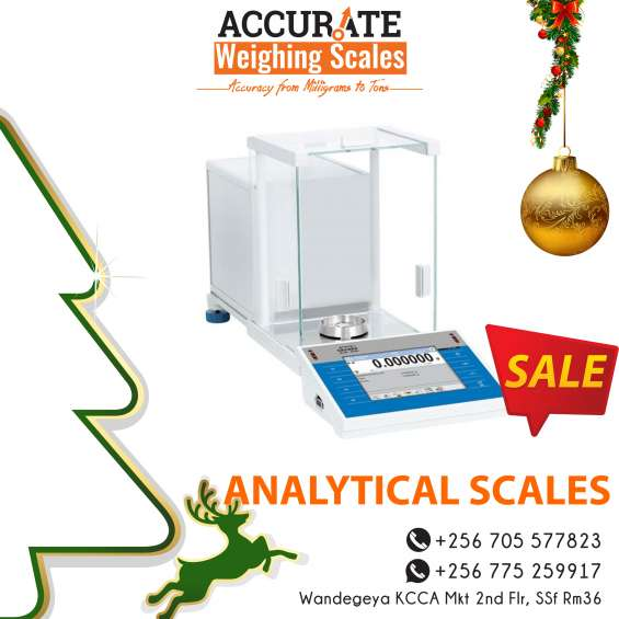 Where can i find suppliers of accuris analytical balances in kampala uganda