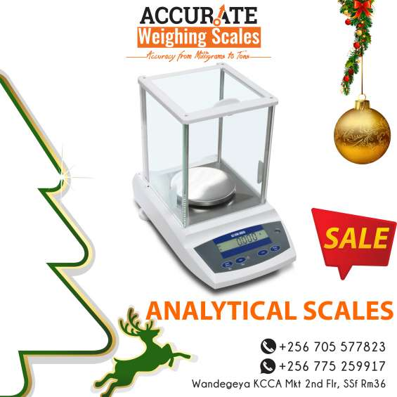 Where can i find suppliers of avery analytical balance scales in kampala uganda