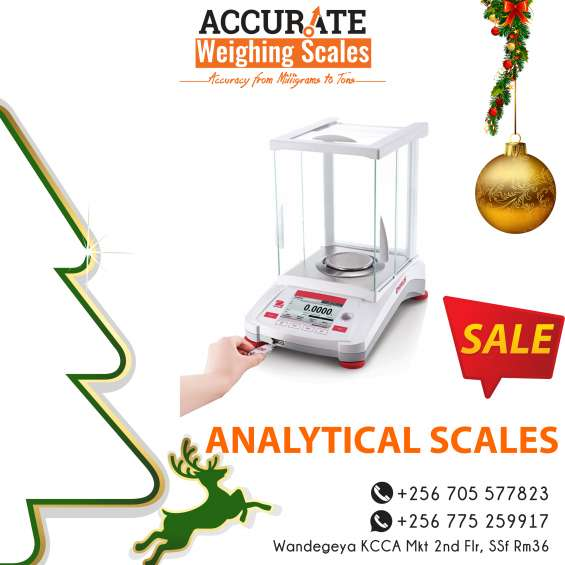 Who are the suppliers of ohaus analytic balances in kampala uganda