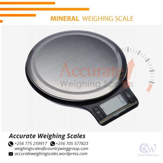 Who sells mini precision mineral scales in kampala uganda