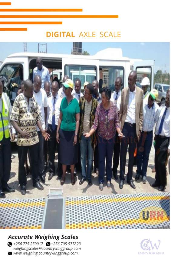 What is the cost of a 200ton concrete weighbridge in mbarara uganda