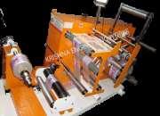 Slitting Rewinding Machine for Batch Printing Coding, Slitting Rewinder
