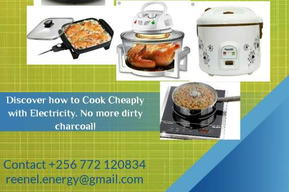Start cooking cheaply with electricity with this knowledge