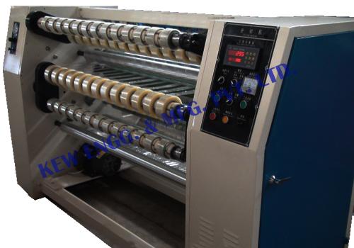 Bopp cutting machine, bopp tape slitting machine, tape slitter machine