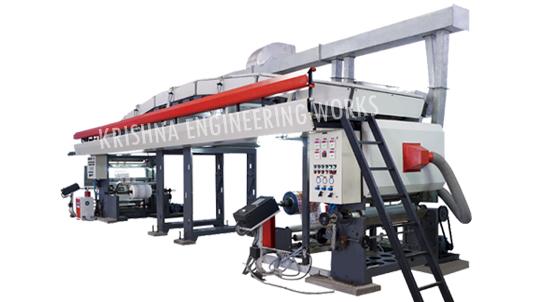 Máquina de laminación, empaquetado flexible y maquinaria de conversión