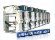 Best Manufacturer Rotogravure Printing Machine at best Price
