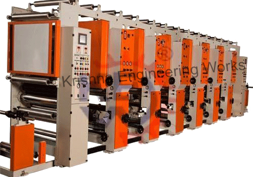 Rotogravure printing machine manufacturer, rotogravure printer machine