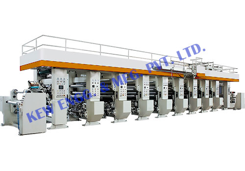 Rotogravure printing machine manufacturer, rotogravure printer