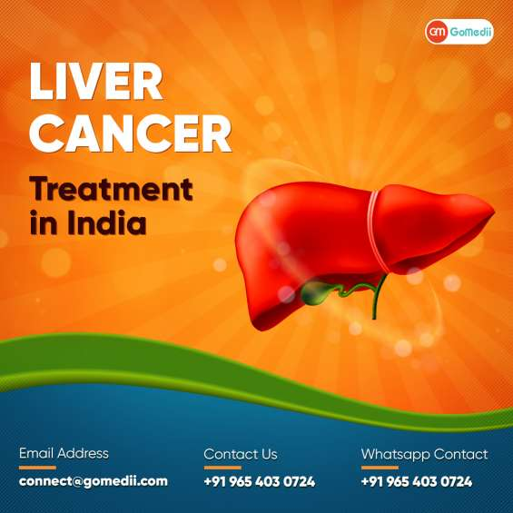 Get the best treatment for liver cancer