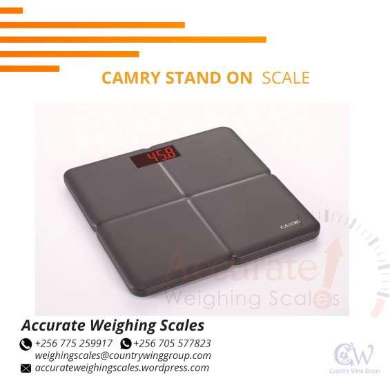 Camry type digital bathroom weighing scale for hospital mengo busenga