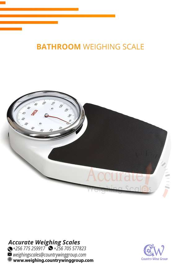 Mechanical bathroom weighing scale type in hospital for sell namugongo