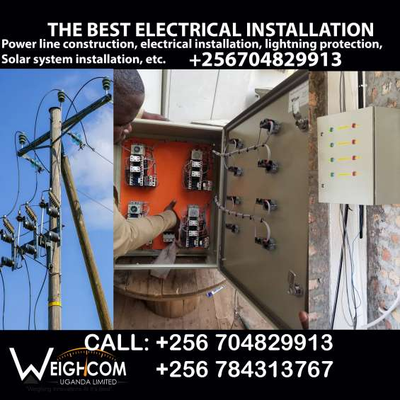Eelctrical wiring service