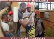 Weighcom Electrical Wiring Company in Uganda