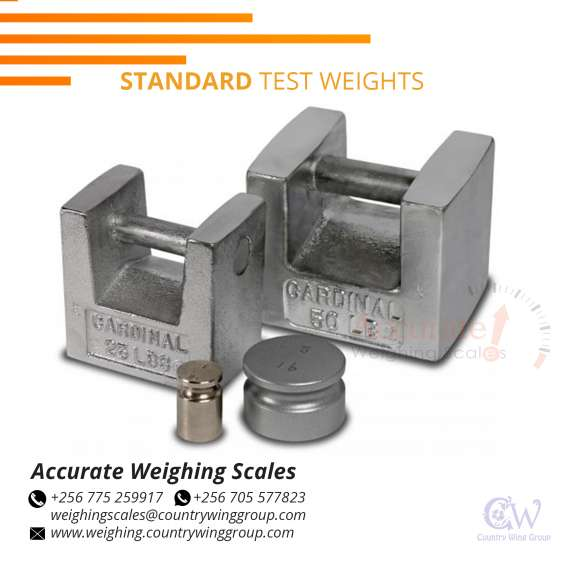 20kg capacity grip handle test weight with optional aluminum box 0705577823