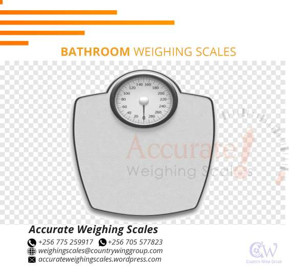 Dial bathroom body weight weighing scales supplier prices rubaga
