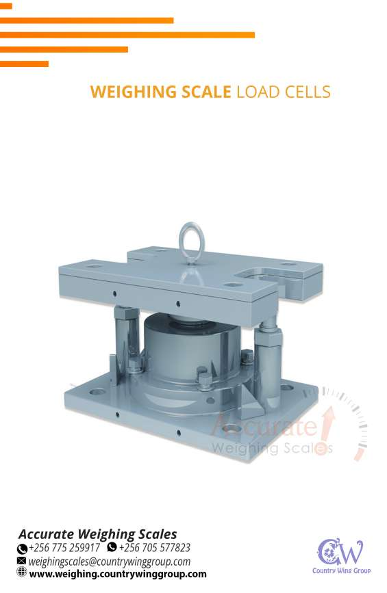 Oiml certified weighing load cell prices from importer uganda