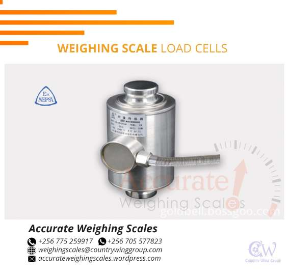 Trucks scales weighing loadcells from turkey at affordable prices wandegeya