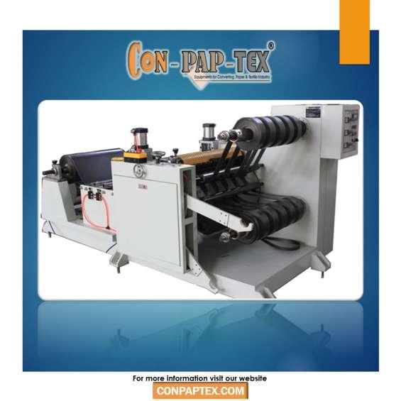 Aluminium foil slitter rewinder machine manufacturer