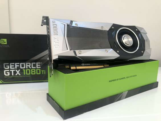 Pictures of Nvidia geforce rtx 1080 ti founders edition